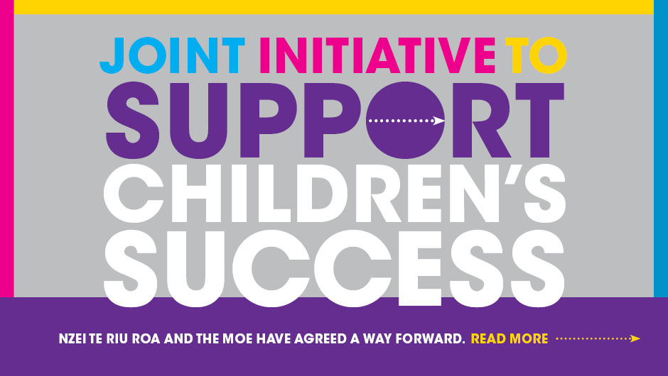 Joint initiative to support children's succes